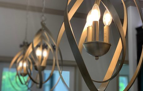 Kitchen Pendant lights Skyway Builders