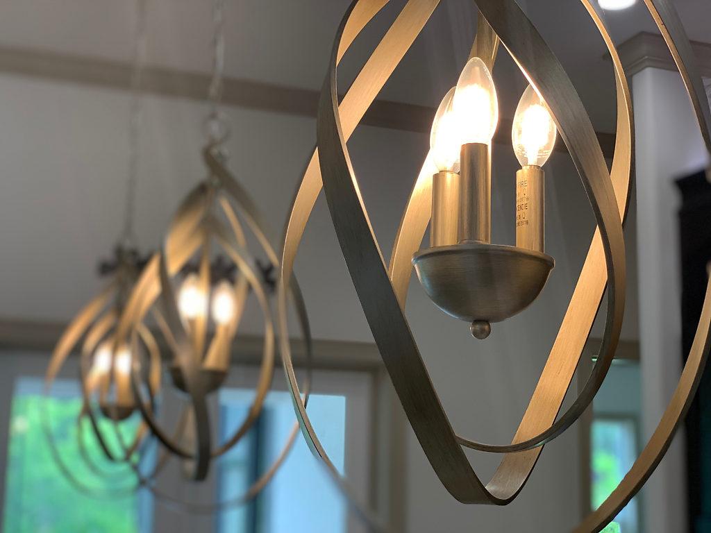 Kitchen Pendant lights Skyway Builders