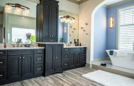 Master Bathroom Skyway Builders