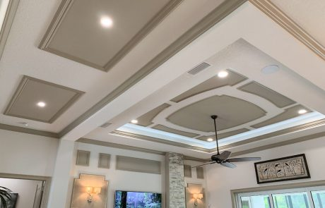 Ceiling Skyway Builders