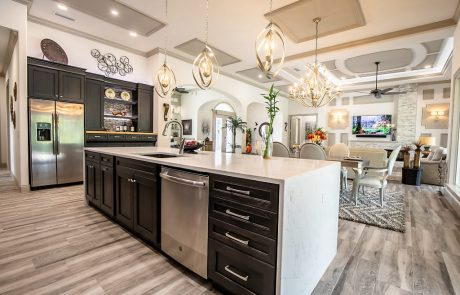 Kitchen Skyway Builders