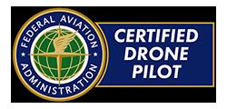 FAA 107 badge