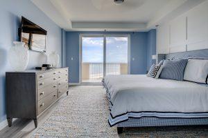 Hammock Beach Condo Master bedroom